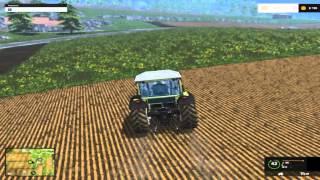Прохождение игры Farming Simulator 2015 (часть 1)