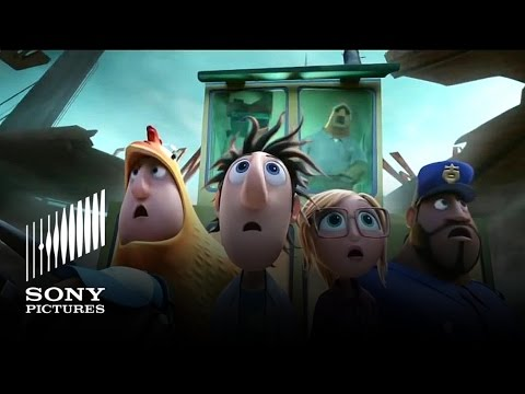 Cloudy with a Chance of Meatballs 2 (TV Spot 'Discovery')