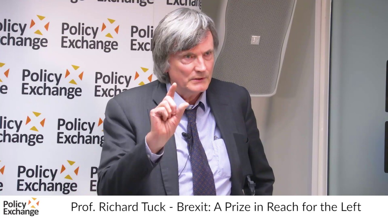 Brexit: A Prize in Reach for the Left – Prof. Richard Tuck