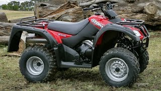 10. The Beauty Suzuki ATV OZARK 250 Full Review In BD