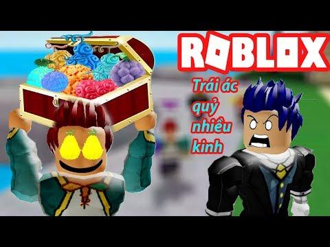 Roblox - Strengthlee Đã Phát Hết Tất Cả Trái Ác Quỷ Trong Ngày | Steve One Piece - Thời lượng: 20:36.