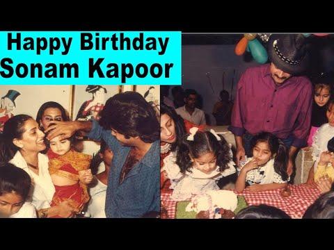 Anil Kapoor pens sweet birthday note for daughter Sonam