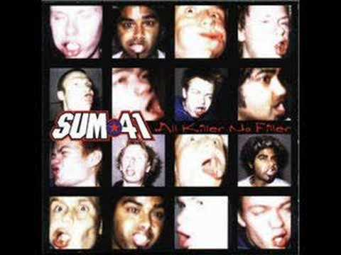 Sum41 In Too Deep. Sum 41 - In Too Deep