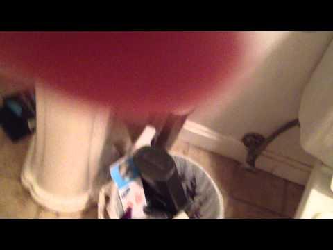 Lound banging sound after I flush the toilet