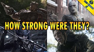Video How Powerful Was the Black Order? MP3, 3GP, MP4, WEBM, AVI, FLV Mei 2019