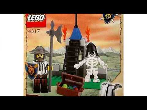 Video YouTube video ad of the Knights Kingdom Exclusive Chrome Knight