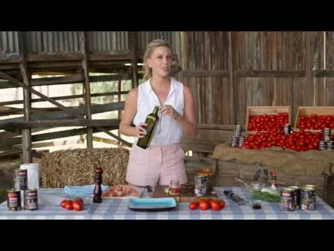 Ardmona Farm Tomato Vinaigrette | Everyday Gourmet S6 E16
