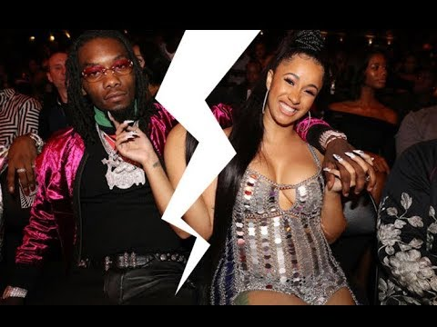 BE CAREFUL WITH ME: CARDI B LEAVES OFFSET!