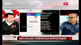 Video Polri Dituding Akun @Opposite6890 Jadi Buzzer Jokowi, TKN & BPN Angkat Bicara - Special Report 13/03 MP3, 3GP, MP4, WEBM, AVI, FLV Juni 2019