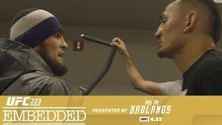 UFC 223 Embedded: Vlog Series - Episode 2