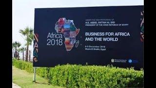 تفاصيل الدورة الثالثة من منتدي افريقيا 2018