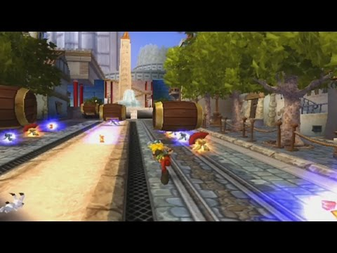 Asterix & Obelix XXL 2: Mission: Las Vegum [PS2] - (Walkthrough) - Part 3