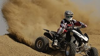 6. 2008 Kawasaki KFX450R ATV Review - MotoUSA