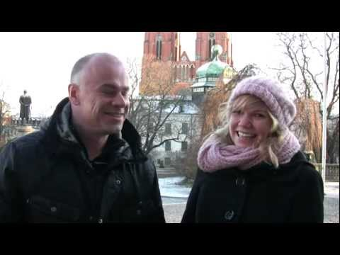 Uppsala University Sweden, Master Studies Video Blog 1