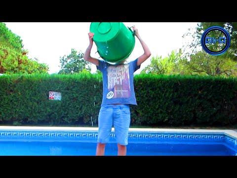 Ali-A – Ice Bucket Challenge…