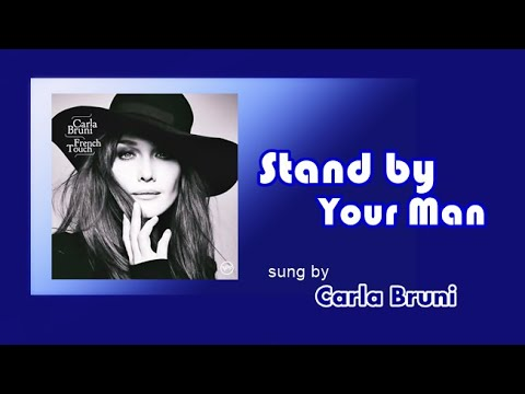 Stand by Your Man /Carla Bruni - Thời lượng: 2:46.