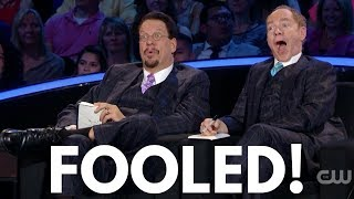 Video Penn & Teller: Fool Us // Adam Wilber Totally Baffles Them! MP3, 3GP, MP4, WEBM, AVI, FLV Februari 2018
