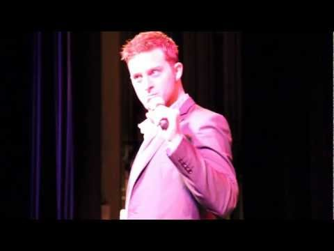 K-von Performs Stand-Up at U of M in Ann Arbor, MI