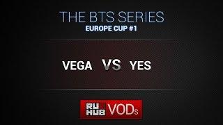 Vega vs YeS, game 1