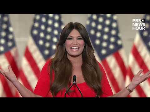 WATCH: Kimberly Guilfoyle's full speech at the Republican National Convention | 2020 RNC Night 1