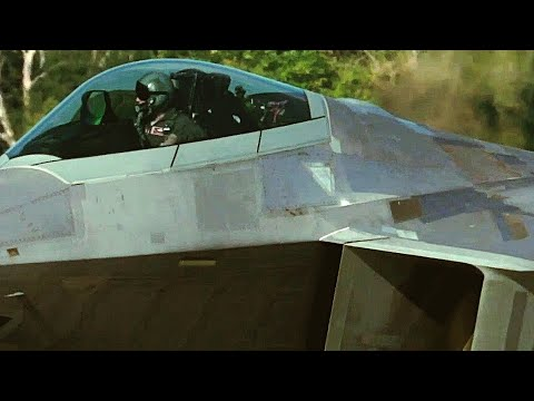 Breaking News: Dozens of USAF FIGHTER...