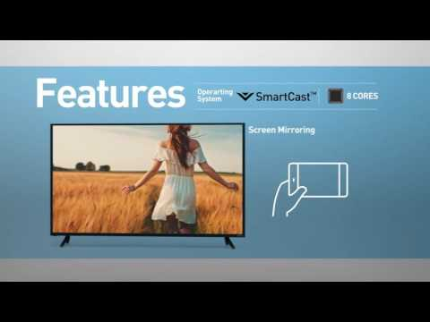 "All-New 2016 VIZIO E65u-D3 SmartCast™  E-Series 65"" Class Ultra HD  // Full Specs Review  #VIZIO"