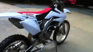 7. 2006 Honda crf250r for sale