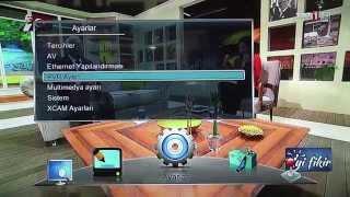 satcafesi.net kamosonic ks-hd 1512 uydu alıcı tanıtım videosu  yeniuydu.com