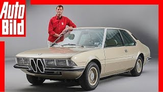 BMW Garmisch: Einzelstück - Klassiker - Ur-5er - Villa d´Este by Auto Bild