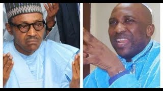 Primate Babatunde Ayodele warned acting president, Osinbajo that he is struggling with a cabal.