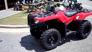 4. 2017 - Honda FourTrax® Rancher® 4x4 DCT EPS
