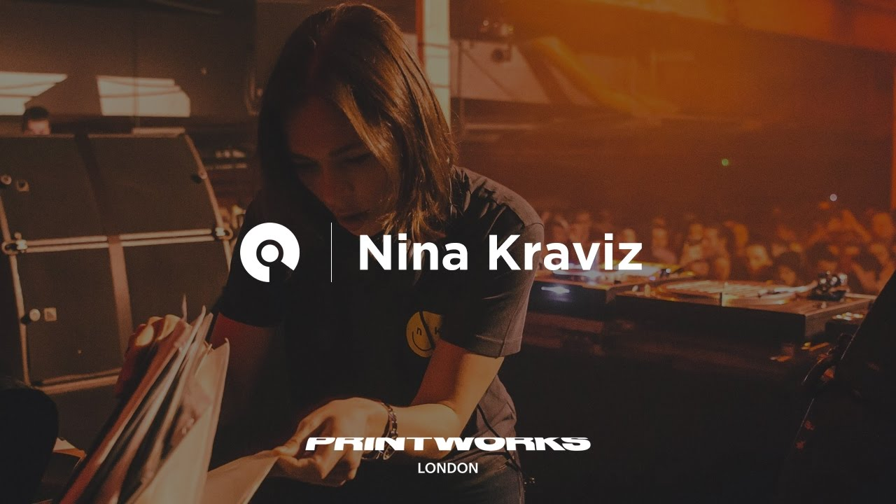 Nina Kraviz - Live @ GALAXIID, Printworks 2017