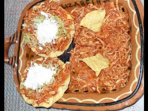 Mexican Recipe: How to Make Chicken in Chipotle-Tomato Sauce Mexican Style – Tinga de Pollo