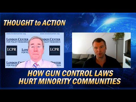 How Gun Control Laws Hurt Minority Communities