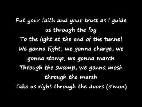 Eminem- Mosh Lyrics