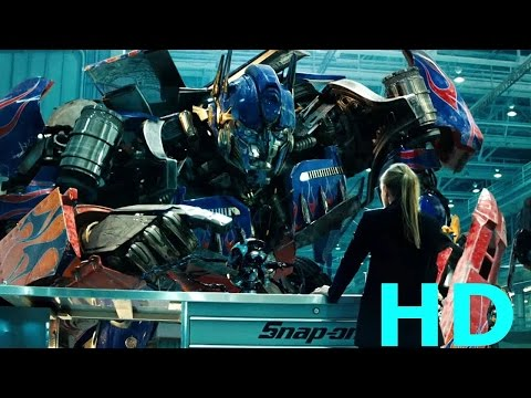 The Autobots N.E.S.T Base Scene - Transformers Dark Of The Moon (2011) Movie Clip Blu-ray HD Sheitla