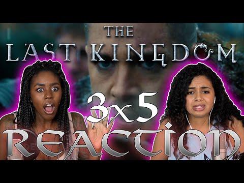 The Last Kingdom Season 3 Episode 5 REACTION!!