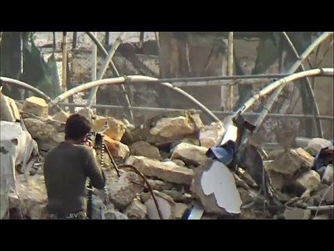 Συρία: Προσωρινή διακοπή των επιχειρήσεων στο Χαλέπι ανακοίνωσε ο Σεργκέι Λαβρόφ
