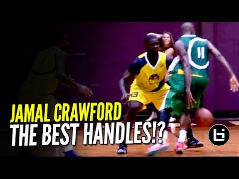 mixtape - We got the pleasure of cover the Seattle Pro Am for the second straight year and we proudly present Jamal Crawford's mixtape volume 2. He's just ridiculous!