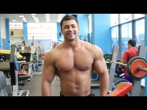 Как качать разные группы мышц