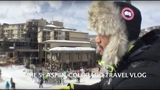 Aspen (CO) United States  city pictures gallery : VOLUME 5: ASPEN, COLORADO TRAVEL VLOG