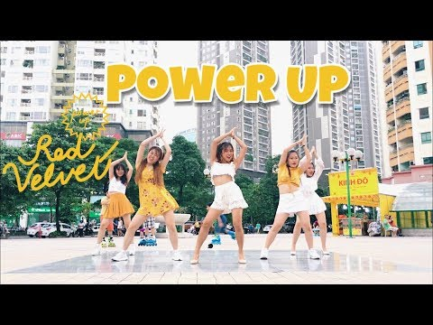 [KPOP IN PUBLIC CHALLENGE] Red Velvet (레드벨벳) - Power Up (파워 업) DANCE COVER By C.A.C From Vietnam