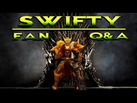 Swifty Raidcall Q & A with Fans part 1