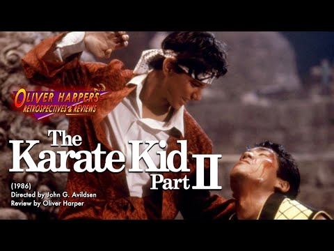 The Karate Kid Part II (1986) Retrospective / Review