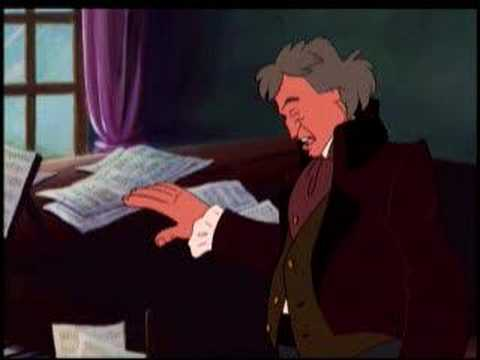 Animated Hero Classics: Beethoven on DVD