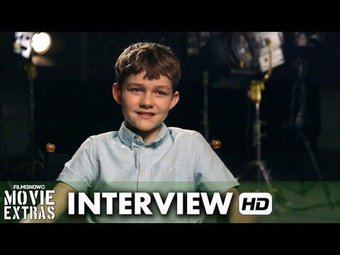 Pan (2015) Behind the Scenes Movie Interview - Levi Miller is 'Peter'