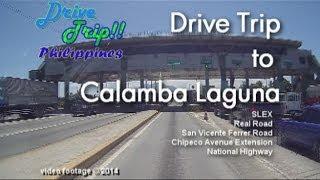 Calamba Philippines  city photos gallery : Drive Trip!! Philippines - Calamba Laguna (going near Los Baños)