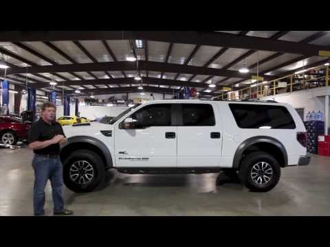 2013 Ford VelociRaptor SUV | Tuned by Hennessey Performance