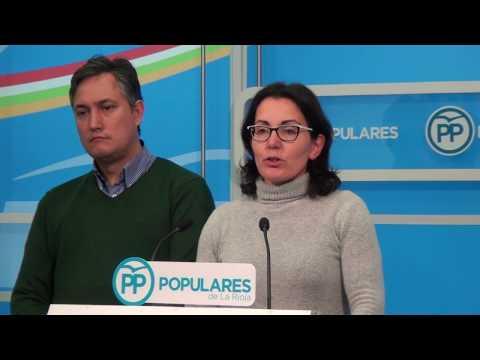 Sáenz y Pérez Pastor analizan la situación de la N-232 y la AP-68