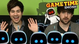 CUTE ROBOT MURDER (Gametime w/ Smosh)